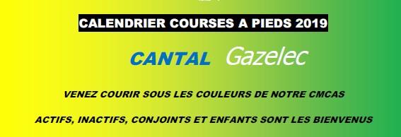 Calendrier Des Courses 2019.Calendrier Des Courses Du Cantal 2019 Bienvenue Sur Le